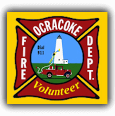 Ocracoke Volunteer Fire Department Logo